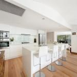 133 mm Select Grade Tasmanian Oak flooring