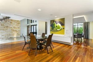 Spotted Gum Flooring Wahroonga 1