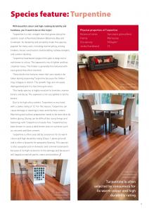 Turpentine Timber Flooring Sydney