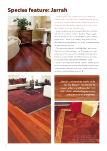 Jarrah Timber Flooring Sydney