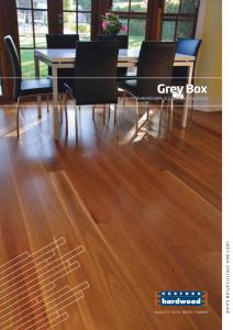 Grey Box Timber Flooring Sydney
