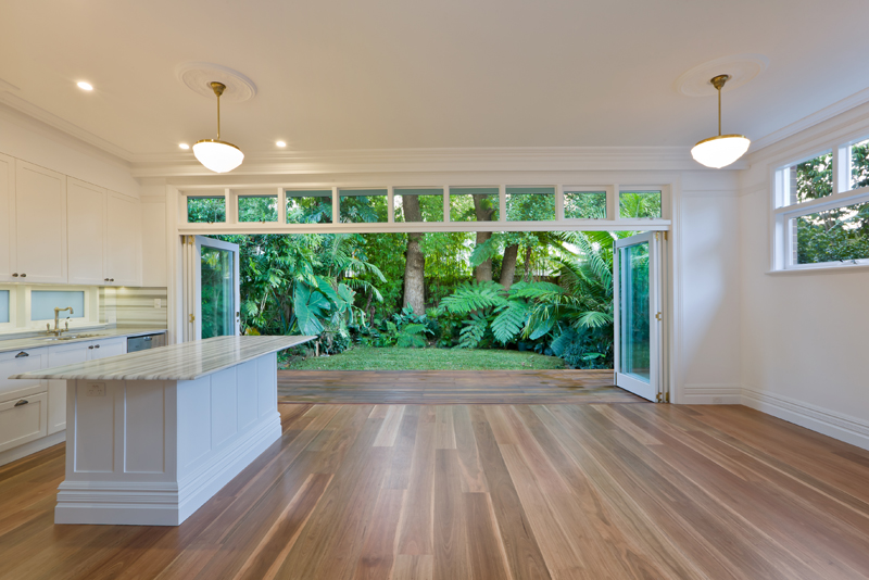 Spotted Gum Flooring Kirribilli