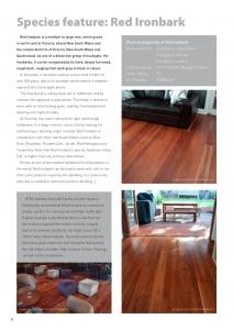 Red Ironbark Flooring Sydney