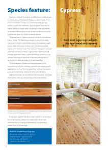 Cypress Pine Flooring Sydney